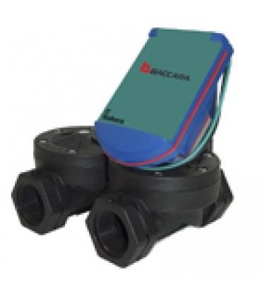 KIT Programadores de riego Baccara - Geva G75 + 2 electroválvulas para programadores de riego