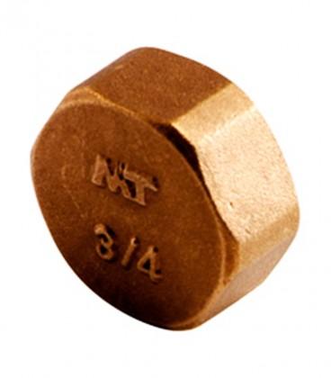 """Tapón de latón R/H 3/4"""""""