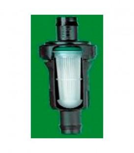 Filtro en línea para tubería de 16 mm. RAIN