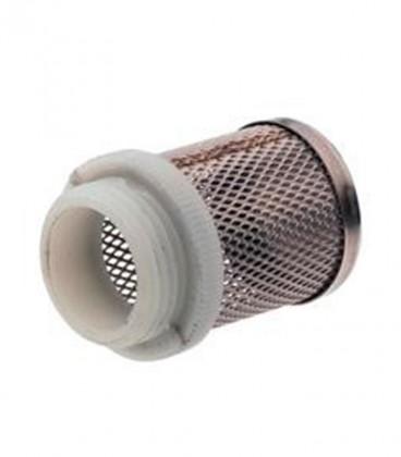 Filtro para válvula de retención.