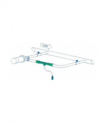Inyector venturi -instalación