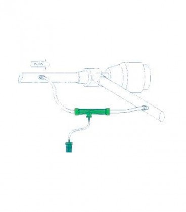 Inyector venturi - instalación