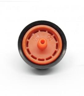 Gotero SUPERTIF autocompensante 25 l/h. Naranja (100 uds.)