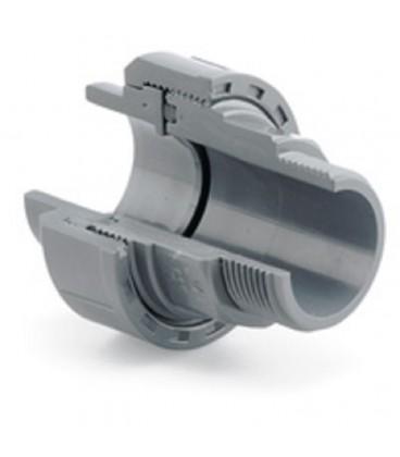 """Enlace 3 Piezas PVC Encolar - Rosca Macho 40x1 1/4"""""""