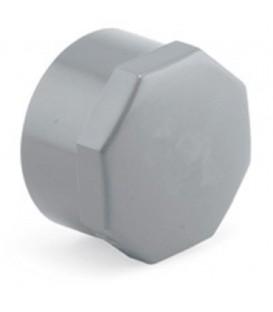"""Tapón Rosca Hembra PVC 1"""""""