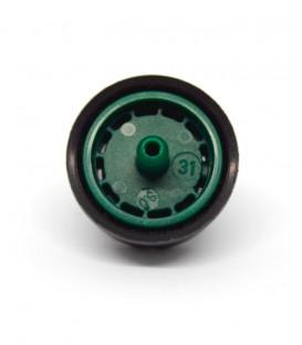Gotero SUPERTIF autocompensante 7.8 l/h. Verde