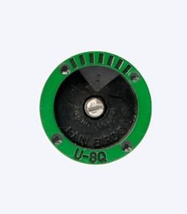 TOBERA RAIN BIRD SERIE U-8Q: ANGULO 10° CUARTO DE CÍRCULO 90° MPR
