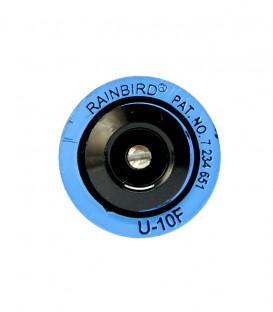 Tobera Rain Bird Serie U-10F: Angulo 12° 360° Círculo completo MPR