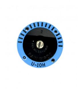 TOBERA RAIN BIRD SERIE U-10H: ANGULO 12° Medio círculo 180° MPR