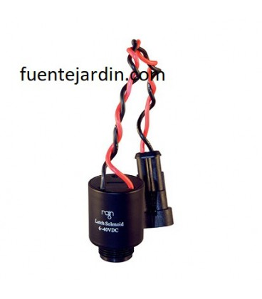 Solenoides RAIN latch 9 Vdc
