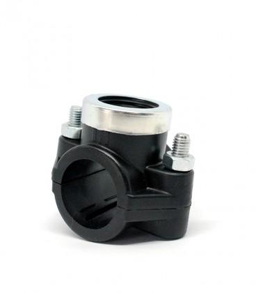 """Collarín de toma 25 mm - 1/2"""" con refuerzo"""
