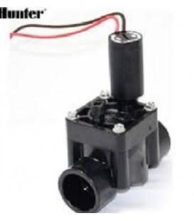 "Electroválvula PGV-100G-B9V 1"". RH. PVC. con solenoide de 9V. Hunter"