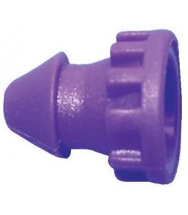 Tapón para goteros Supertif. 100 uds. 2 mm