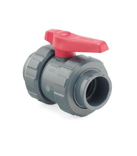 Válvula de bola PVC encolar Ø 20mm