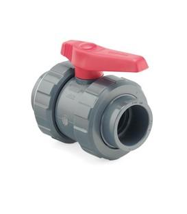Válvula de bola PVC encolar Ø 140mm
