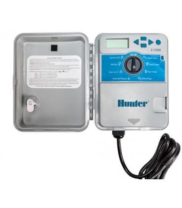Programador de riego Hunter X-CORE