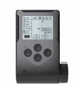 Programador de riego a pilas SOLEM WOOBEE Bluetooth 1 salida