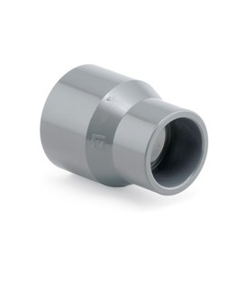 Reducción Cónica PVC Encolar 50/ 40x20
