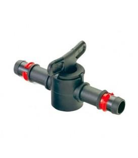 Válvula en línea con anilla de seguridad 16mm
