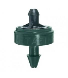 Gotero autocompensante PCJ 8 l/h NETAFIM carpintero. Verde.