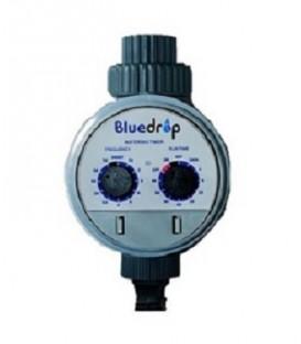 Programador de grifo BLUE-DROP. Con o sin presión de agua.