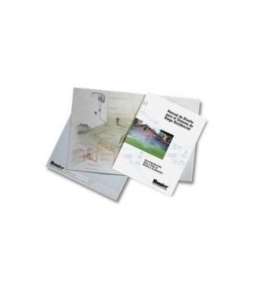Manual de diseño para instalación de riego residencial. HUNTER.